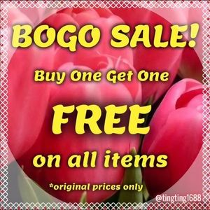 💕✨Buy 1 Get 1 Sale!!🎉( please share)😍